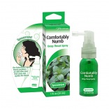 Comfortably Numb Deep Throat Spray Spearmint