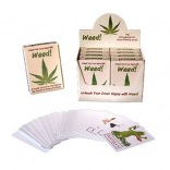 Weed Playing Cards